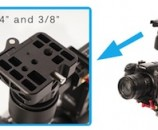 CAME-TV Optimus Gimbal Adapter for Mounting Options