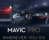 Introducing the NEW DJI Mavic Pro Drone