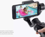 New DJI Mobile Smartphone Gimbal with App Control