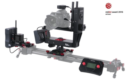 iFootage Shark Slider with S1A1 and X2 Motion Control