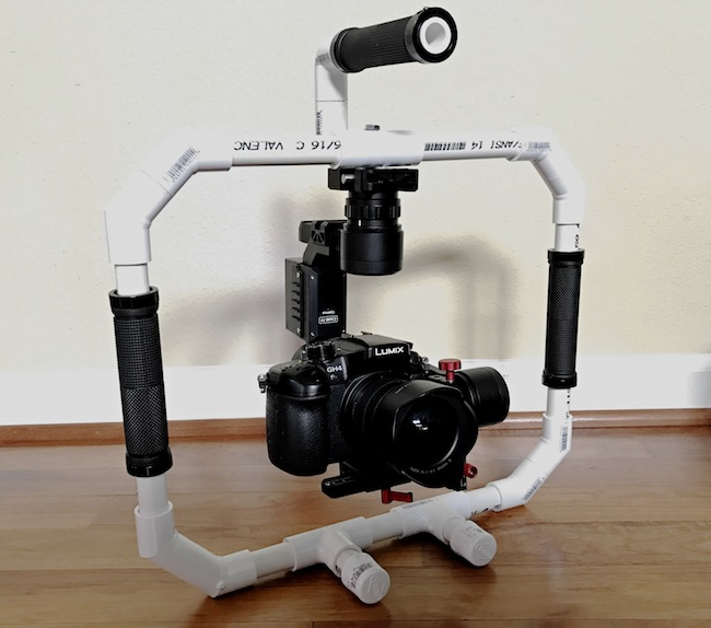 DIY Gimbal Fig Rig Stabilizer  Frame