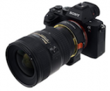 Fotodiox FUSION Smart AF Adapter Nikon G-Mount AF-I / AF-S Lens to Sony E-Mount with Full Automated Functions