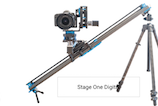 Dynamic Perception Stage One Plus Sapphire Pro Motorized Pan Tilt NMX Motion Controller