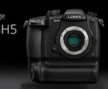 Panasonic GH5 Camera Available for PreOrder Now