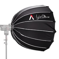 aputure light dome softbox parabolic