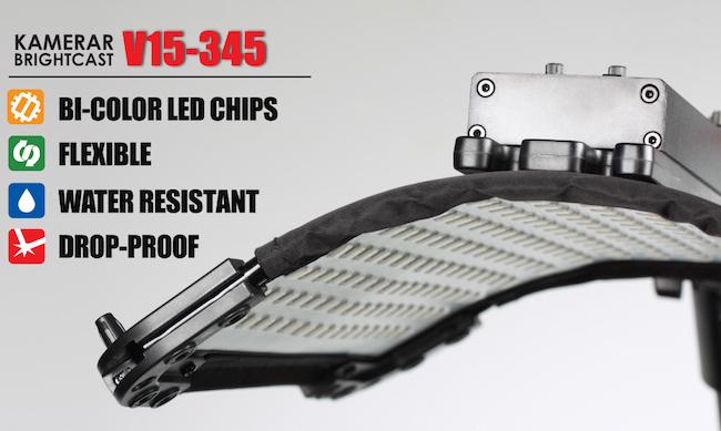 Kamerar Brightcast LED Panel