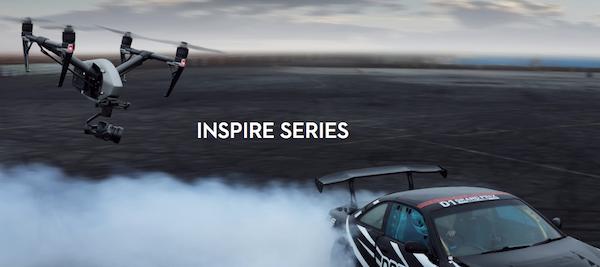 dji inspire2 drone