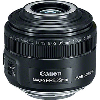 canon 35mm EF-S STM Macro