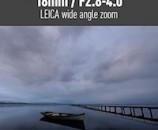 Panasonic Leica DG Vario-Elmarit 8-18mm f/2.8-4 ASPH. Wide Angle Zoom Lens