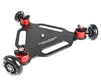 Kamerar Triangle Skate Dolly skater dslr