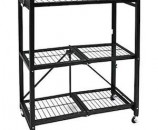 Quick Folding Rack Shelf for Equipment on Location