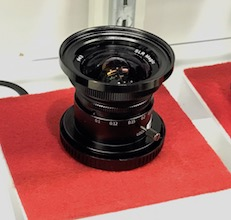 small 8mm lens mft mount slrmagic