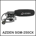 azden sgm-250cx