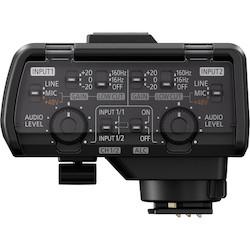 GH5 DMW-XLR1 Audio Adapter CAME-TV Cage Azden Microphone