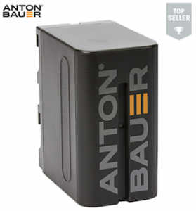 Huge discount on Anton Bauer Sony L-Series NP-976 Batteries