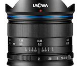 Venus Optics Laowa 7.5mm F/2.0 MFT Wide Angle Lens Ultra Light Version
