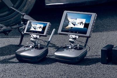 dji crystalsky lcd monitor mavic spark drone