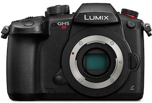 The new Panasonic GH5s Optimized for Low Light Shooting