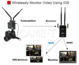 Crystal 800 Wireless Video System Use your iPad or iPhone as Wireless Monitor