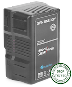 Gen Energy Batteries Now Offer Short Proof Protection