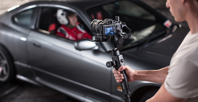 DJI Ronin-S Gimbal Available for Pre-Order