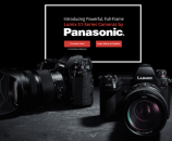 Panasonic's New Full Frame Mirrorless Camera Available for PreOrder