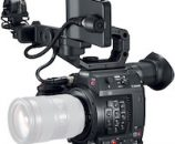Canon C200 with XEEN Cinema Lenses