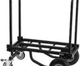 Portable Folding Equipment Gear Cart