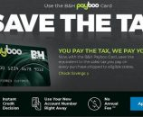 Save The Tax – B&H Payboo Card for Internet Sales Tax