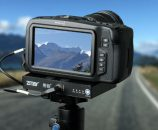 Battery Inside of a Tripod Plate - Blackmagic Design Pocket Cinema Camera