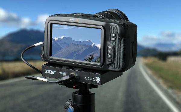 Battery Inside Of A Tripod Plate Blackmagic Design Pocket Cinema Camera Cheesycam