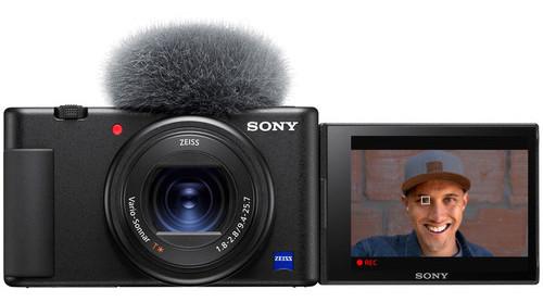 Sony New Ultra Compact ZV-1 Vlogging Camera