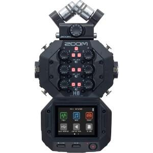 Zoom Announces new H8 Portable Recorder